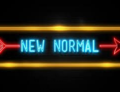 Jesus Brings The New Normal